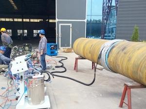 管道焊接预热设备
