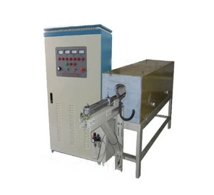 铁路弹条厂介绍中频感应加热设备的工作原理