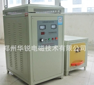 郑州华锐讲述高频感应加热设备的原理