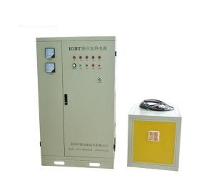 防止感应加热设备结水垢的方法